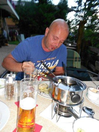 Hotel Sonnhof : fonduta
