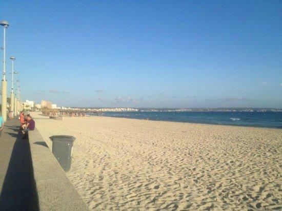 Hotel Helios Mallorca: Mas playa