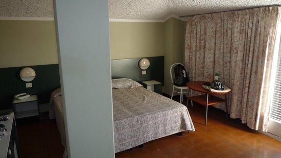 Hotel Fabricia : Sehr abgewohnt