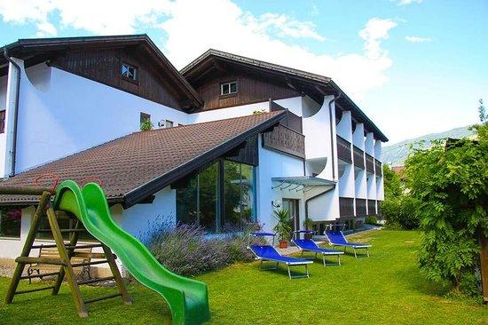 Pension Astoria: Liegewiese