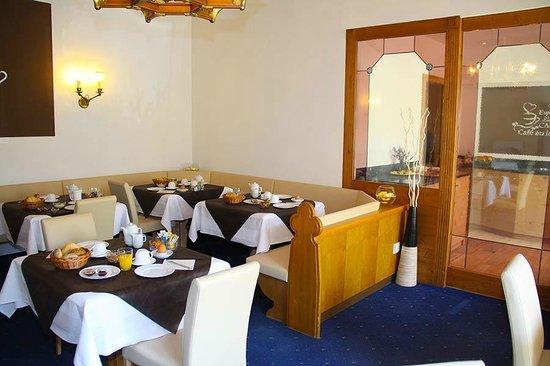 Pension Astoria : Frühstückssaal