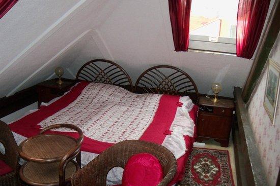 Bed and Breakfeast Villa Madona: Bedroom