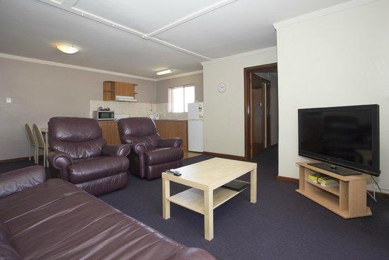 Burswood Lodge Motel Apartments: Two Bedroom Apartment