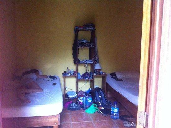 Cabinas Calocita: Zimmer