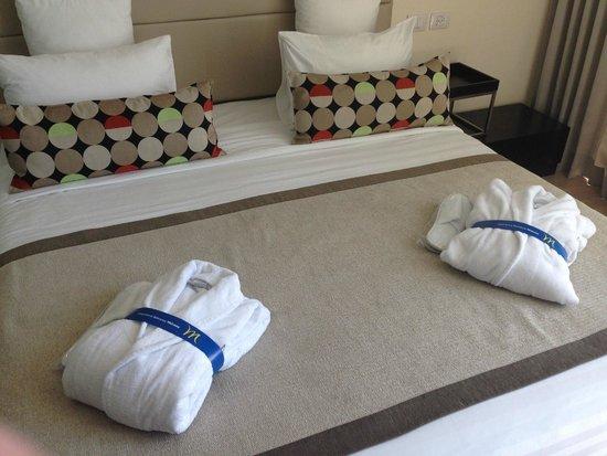 Mercure Tel-Aviv City Center : Bed
