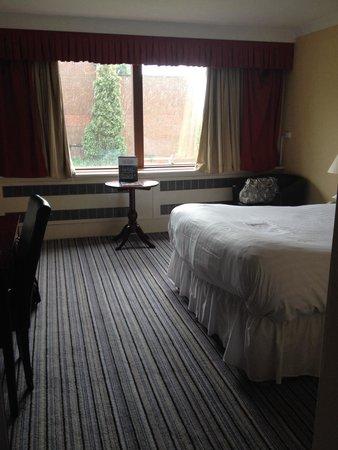 Daresbury Park Hotel: Room 230