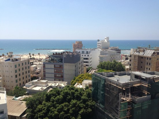 Mercure Tel-Aviv City Center : Sea