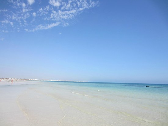 Djerba Golf Resort & Spa : Am Hotelstrand