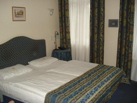 Hotel Tyl: la nostra stanza