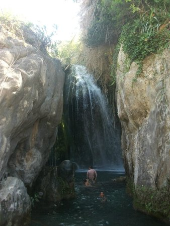 Callosa d'En Sarria, Spain: Another swimming area