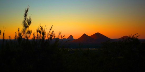 Wamuran, Αυστραλία: Dusk