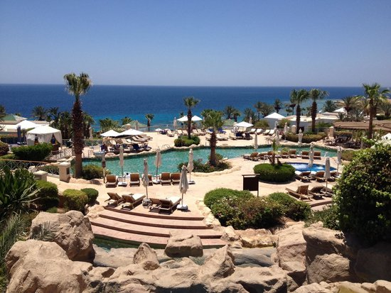 Hyatt Regency Sharm El Sheikh Resort: Beautiful view
