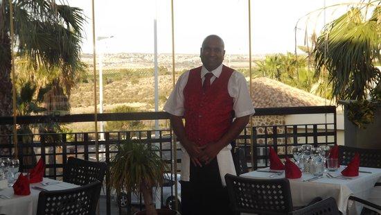 Baybrooks : dining al fresco