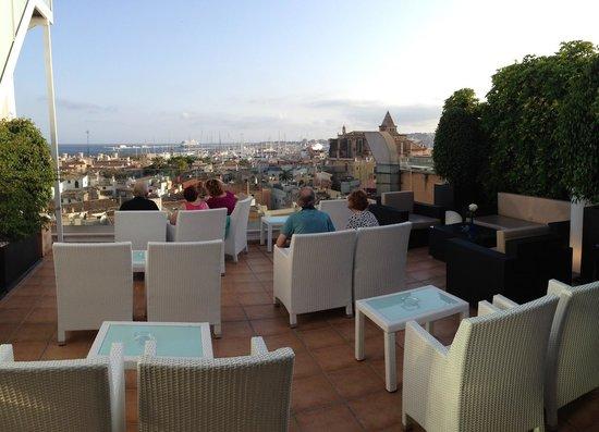 Almudaina Hotel: terrace