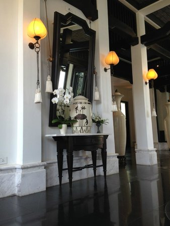 InterContinental Danang Sun Peninsula Resort : Reception Area