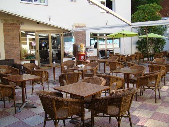 Hotel MoreMar: Зона отдыха в отеле