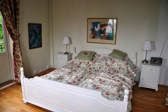 Skansen Pensjonat : Morning in the Skansen's room