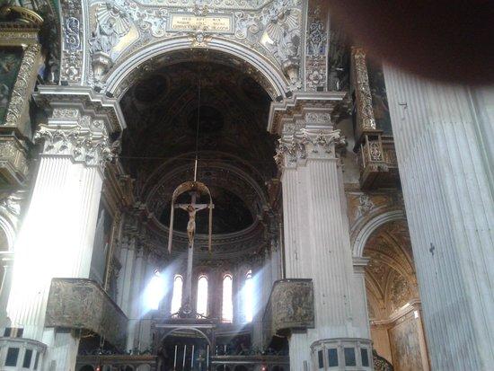 Basilica di Santa Maria Maggiore: Il crocefisso