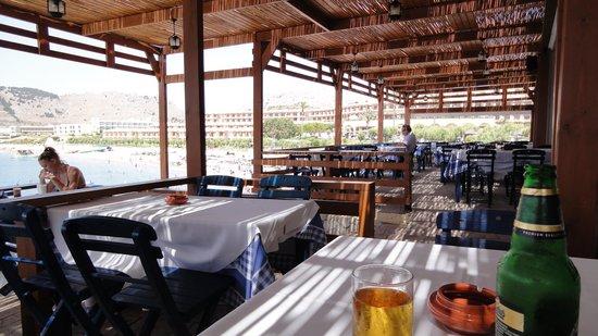Atlantica Imperial Resort & Spa: Sitting here 4 years ago too