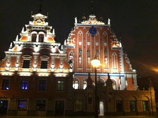 Hotel Roma: Lights