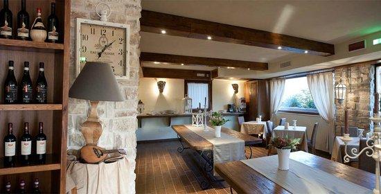 Hotel Villa Clementina: sala 2