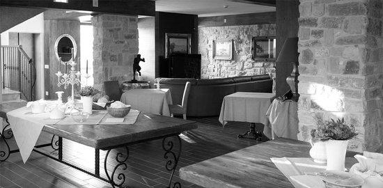 Hotel Villa Clementina: sala1