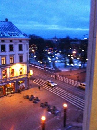 Hotel Roma: 07:00 am :)