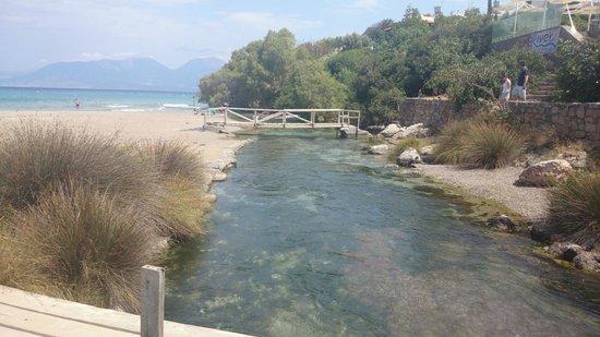 Naiades Almiros River Hotel : River Meets Beach