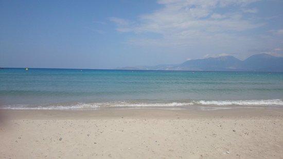 Naiades Almiros River Hotel : Almyros Beach