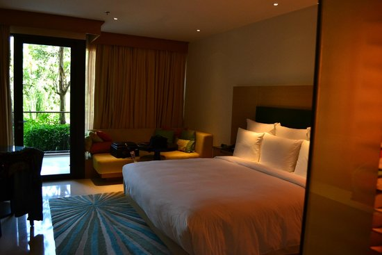 Renaissance Phuket Resort & Spa : Our room