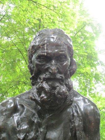 Musée Rodin : Kopf