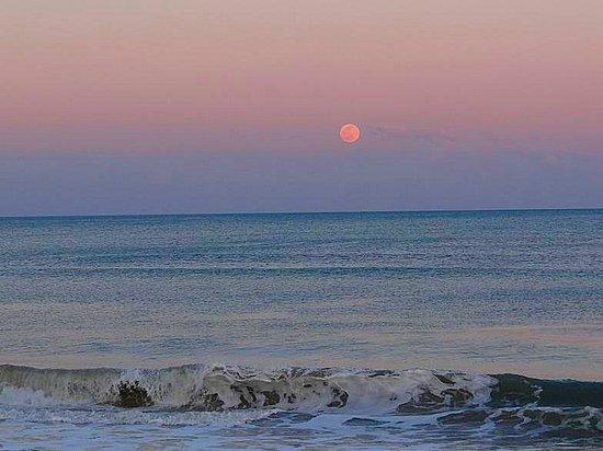 Topsail Island: sunrise
