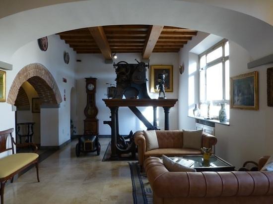 Hotel Mulino di Firenze : Lounge
