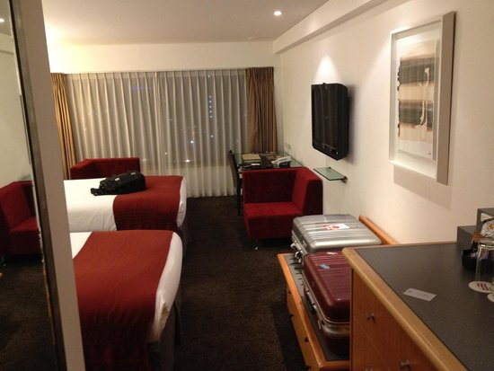 Stamford Plaza Melbourne: room