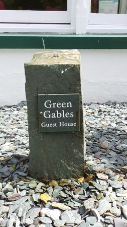 Green Gables Guest House: Water feature