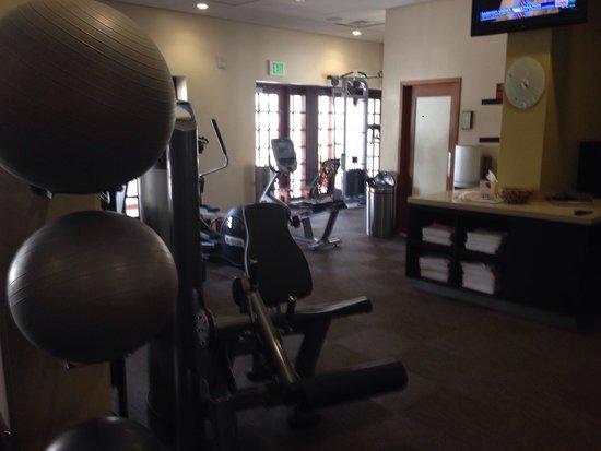 Hyatt Regency Aruba Resort and Casino : Hotel gym