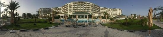 Iberostar Royal El Mansour : Looking back at the hotel