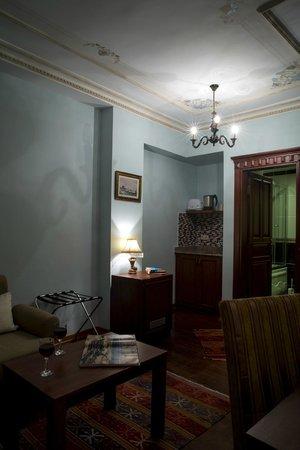 Tashkonak Studio Suites: Studio Double Room