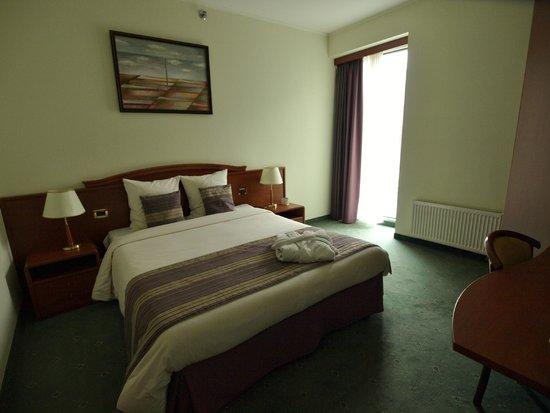 Mercure Wroclaw Centrum: La chambre