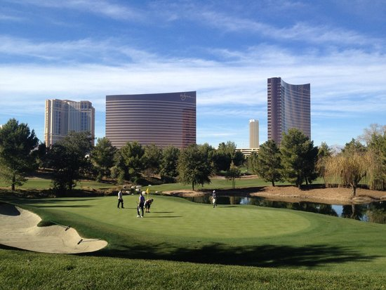 Encore At Wynn  Las Vegas: Golfplatz