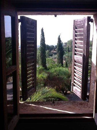 Finca Son Jorbo: View from Lila Master Bedroom