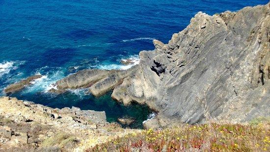 Monte do Zeca: Coastline view