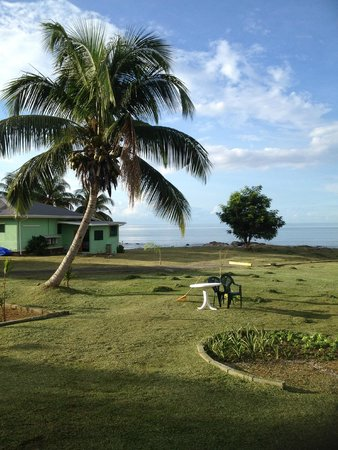 Beach Cottages : Bungalow grounds