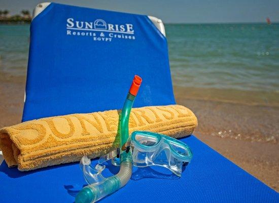 Sunrise Select Garden Beach Resort & Spa: Beach