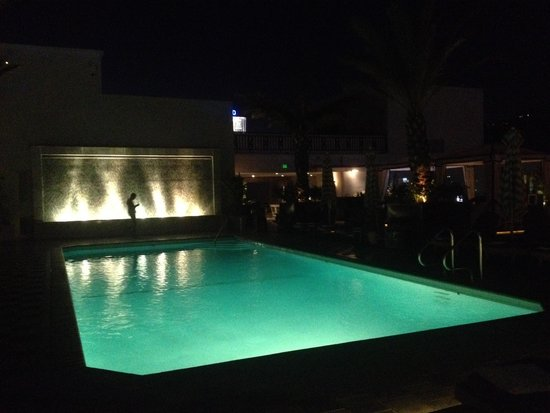 The London West Hollywood: Hotel Pool