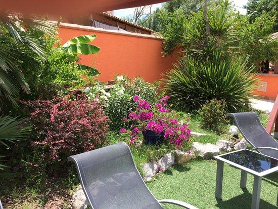 Le Patio 34: Garden