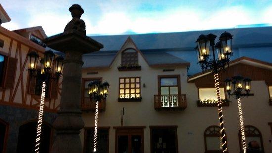 Sonesta Hotel Osorno : Ristoranti nell'hotel
