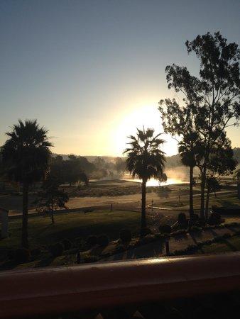 Omni La Costa Resort & Spa: Ausblick auf den Golfplatz vom Zimmer