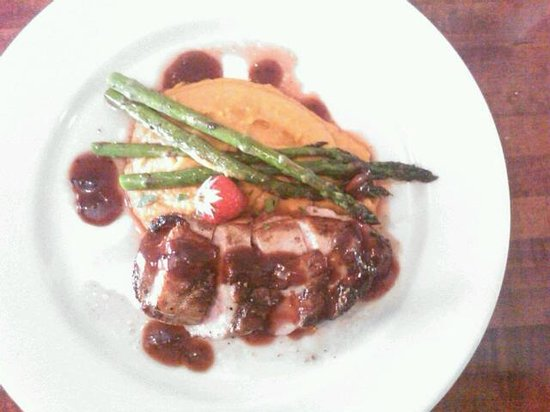Stonecat Cafe: Normandy Duckbreast