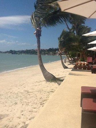 Saboey Resort and Villas: beach